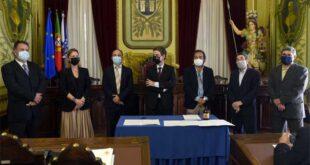 Câmara de Braga assina acordo coletivo com estruturas sindicais da função pública