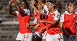 SC Braga goleia Boavista por 7-0