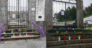 Braga: Cemitérios de Ferreiros e Gondizalves encerram no Dia de Todos os Santos