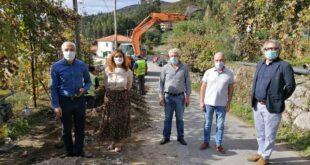 Vila Verde: EM 537 em obras para melhor acessibilidade à zona Norte do concelho