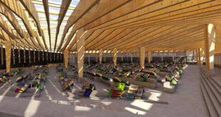 Hasta Pública para lugares vagos no Mercado Municipal de Braga realiza-se a 30 de novembro