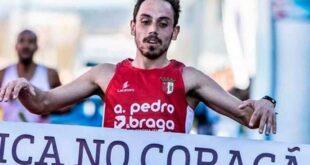 SC Braga Atletismo: Luís Saraiva bate recorde pessoal na Polónia