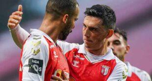SC Braga vence Nacional por 2-1