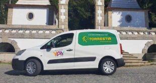 Empresa de Braga oferece carrinha a Associação para ajudar na distribuição de bens alimentares