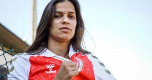 Érica Costa reforça SC Braga