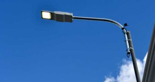 Braga: Palmeira substitui iluminação pública por luminárias LED