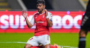SC Braga vence Vitória de Guimarães e sobe ao 4º lugar do Campeonato