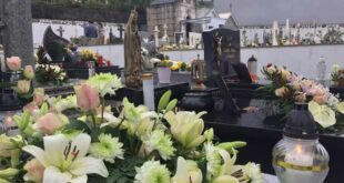Maioria dos cemitérios de Braga abertos no Dia de Todos os Santos