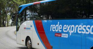 Viagens da Rede Expressos suspensas de 30 de outubro a 3 de novembro