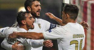 SC Braga soma segundo triunfo na Liga Europa