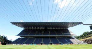Relvado do Estádio Municipal de Braga obtém nota máxima na Liga NOS