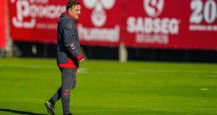 Carlos Carvalhal afirma que o SC Braga jogará na máxima força contra o Trofense