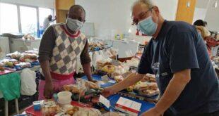 Cozinha solidária de Braga já entregou 90 mil refeições a famílias carenciadas