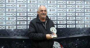 Prémios de Melhor Treinador passam a chamar-se Vítor Oliveira