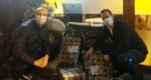 Restaurante de Braga doa mais de uma centena de latas de salsichas para ajudar desfavorecidos