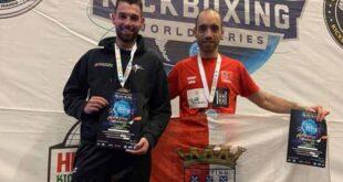 Kickboxing do SC Braga conquista 5 pódios no Open da Irlanda