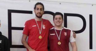 Badminton do SC Braga conquista 5 medalhas no 2º Torneio Nacional de Seniores