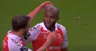 SC Braga vence Farense com golaço de Al Musrati