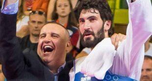 Júlio Ferreira conquista a medalha de ouro na Roménia