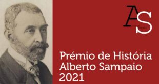 Candidaturas abertas para o Prémio de História Alberto Sampaio 2021