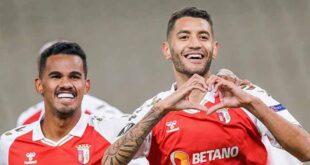 SC Braga vence AEK e está nos 16 avos da Liga Europa
