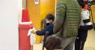 Braga: Crianças de Palmeira entregam cartas ao Pai Natal