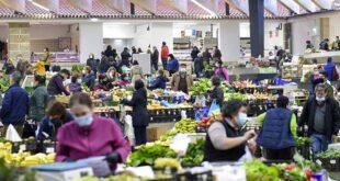 Mercado Municipal de Braga de portas abertas à comunidade