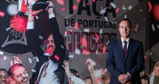 Presidente do SC Braga celebra hoje 50 anos