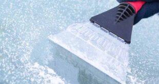 Como tirar gelo do pára-brisas? GNR ensina a fazer descongelantes.