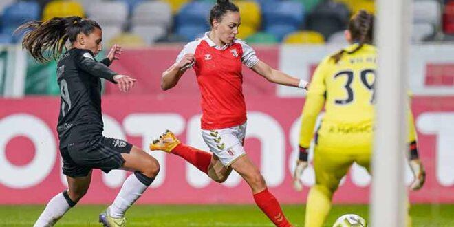 Jogadoras do SC Braga infetadas com Covid-19 obriga a adiar jogo da Liga