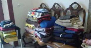 Voluntária de Braga angaria roupa, cobertores e sacos-cama para os sem-abrigo