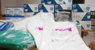 Câmara de Cabeceiras de Basto reforça entrega de material de proteção individual às instituições
