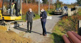 Vila Verde alarga rede de saneamento nas freguesias