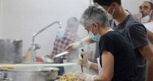 Cozinha solidária de Braga completa 10 meses de refeições
