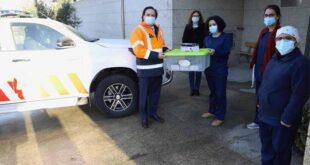 Município de Vizela distribui testes antigénio pelas IPSS