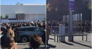 Eleições antecipadas levam enchente de pessoas ao Altice Forum Braga