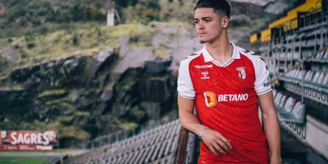 Vítor renova com SC Braga até 2024