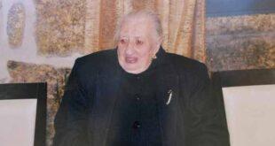 Dona Mariquinhas é de Braga e celebra hoje 101 anos