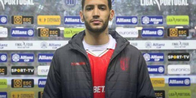 Tormena do SC Braga eleito MVP Allianz