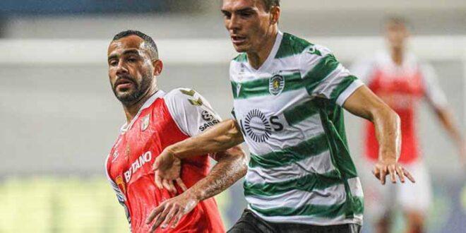 Sporting vence SC Braga e conquista Taça da Liga