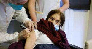 Braga: Utentes e profissionais da Resisénior Gold recebem vacina contra a Covid-19